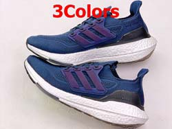 Mens And Women Adidas Ultraboost 21 Running Shoes 3 Colors