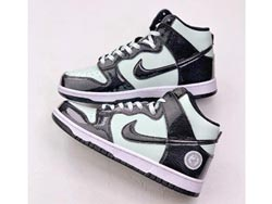 Mens And Women Nike Dunk High All-star 2021 Running Shoes One Color