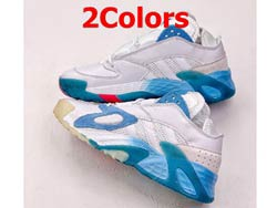 Mens And Women Adidas Streetball Running Shoes 2 Colors