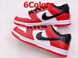 Mens And Women Nike Dunk Sb Low Running Shoes 6 Colors