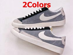 Mens And Women Nike Blazer Low Running Shoes 2 Colors