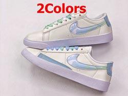 Women Nike Blazer Low Running Shoes 2 Colors