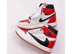 Mens Fragment X Travis Scott X Air Jordan 1 High Running Shoes One Color