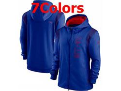 Mens Nfl Buffalo Bills Nike Hoodie Jacket 7 Colors
