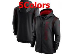 Mens Nfl Atlanta Falcons Nike Hoodie Jacket 5 Colors