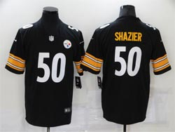Mens Nfl Pittsburgh Steelers #50 Ryan Shazier Black Vapor Untouchable Limited Nike Jersey
