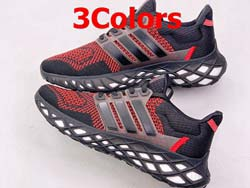 Mens Adidas Ultra Boost Web Dna Running Shoes 3 Colors