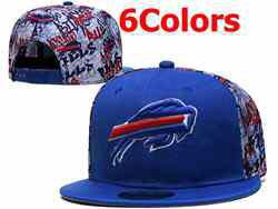 Mens Nba Chicago Bulls Falt Snapback Adjustable Hats 6 Colors