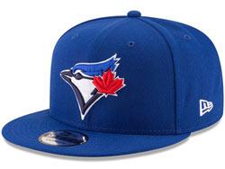 Mens Mlb Toronto Blue Jays Blue  Snapback Adjustable Flat Hats