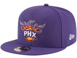 Mens Nba Phoenix Suns Purple Snapback Adjustable Flat Hats