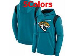 Mens Nfl Jacksonville Jaguars Pocket Hoodie Nike Jersey 5 Colors