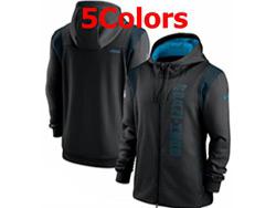 Mens Nfl Carolina Panthers Pocket Hoodie Nike Jersey 5 Colors