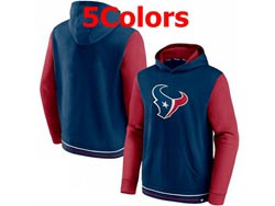 Mens Nfl Houston Texans Pocket Hoodie Nike Jersey 5 Colors