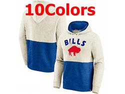 Mens Nfl Buffalo Bills Nike Hoodie Jacket 10 Colors