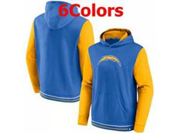 Mens Nfl Los Angeles Chargers Nike Hoodie Jacket 6 Colors
