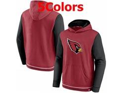 Mens Nfl Arizona Cardinals Nike Hoodie Jacket 5 Colors