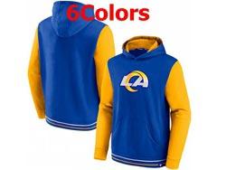 Mens Nfl Los Angeles Rams Nike Hoodie Jacket 6 Colors