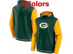Mens Nfl Green Bay Packers Nike Hoodie Jacket 8 Colors