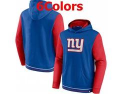 Mens Nfl New York Giants Nike Hoodie Jacket 6 Colors