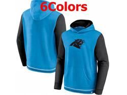 Mens Nfl Carolina Panthers Pocket Hoodie Nike Jersey 6 Colors
