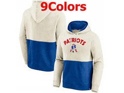 Mens Nfl New England Patriots Nike Hoodie Jacket 9 Colors