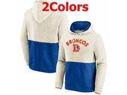Mens Nfl Denver Broncos Pocket Hoodie Nike Jersey 2 Colors