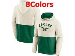 Mens Nfl Philadelphia Eagles Nike Hoodie Jacket 8 Colors