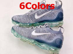 Mens And Women Nike Air Vapormax2021fk Running Shoes 6 Colors
